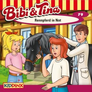 Markus Dittrich: Bibi & Tina - Folge 79: Rennpferd in Not
