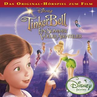 Gabriele Bingenheimer: Disney - Tinkerbell 3 - Ein Sommer voller Abenteuer