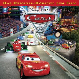 Gabriele Bingenheimer: Disney - Cars 2