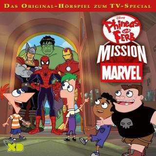 Gabriele Bingenheimer, Marian Szymczyk: Disney - Phineas und Ferb: Mission Marvel