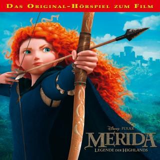 Gabriele Bingenheimer: Disney - Merida - Legende der Highlands