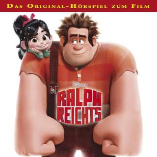 Gabriele Bingenheimer: Disney - Ralph reicht´s