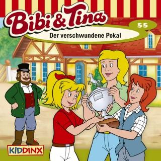 Nelly Sand: Bibi & Tina - Folge 55: Der verschwundene Pokal