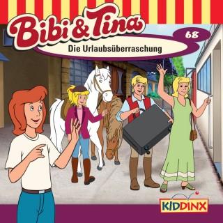 Markus Dietrich: Bibi & Tina - Folge 68: Die Urlaubsüberraschung