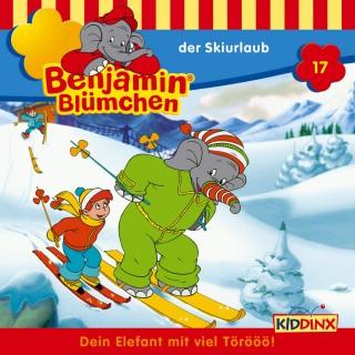 Elfie Donnelly: Benjamin Blümchen - Der Skiurlaub