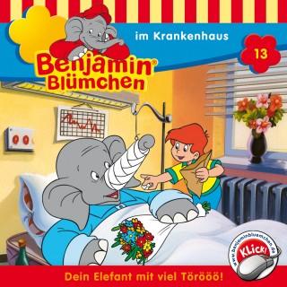 Elfie Donnelly: Benjamin Blümchen - …im Krankenhaus