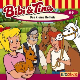 Nelly Sand: Bibi & Tina - Folge 59: Das kleine Rehkitz