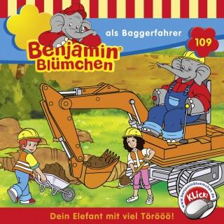 Vincent Andreas: Benjamin Blümchen - ... als Baggerfahrer