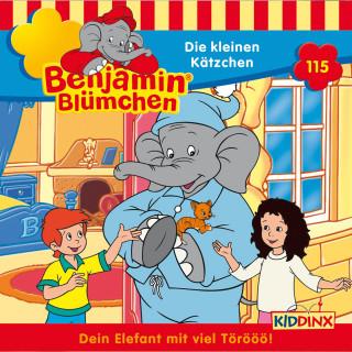 Vincent Andreas: Benjamin Blümchen - Die kleinen Kätzchen