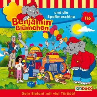 Vincent Andreas: Benjamin Blümchen - Die Spaßmaschine