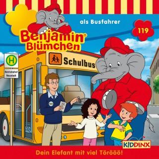 Vincent Andreas: Benjamin Blümchen - … als Busfahrer