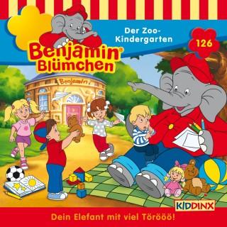 Vincent Andreas: Benjamin Blümchen - Der Zoo-Kindergarten