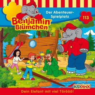 Vincent Andreas: Benjamin Blümchen - Der Abenteuer-Spielplatz