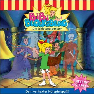 Elfie Donnelly: Bibi Blocksberg - Die Schlossgespenster