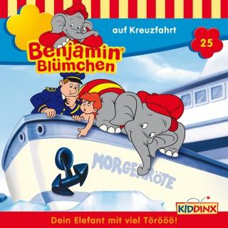 Elfie Donnelly: Benjamin Blümchen - ... auf Kreuzfahrt