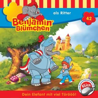Elfie Donnelly: Benjamin Blümchen - … als Ritter