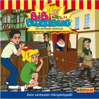 Klaus-P. Weigand: Bibi Blocksberg - Die verhexte Zeitreise