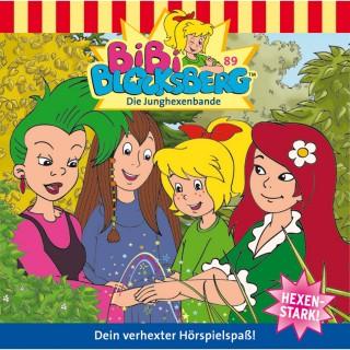 Nelly Sand: Bibi Blocksberg - Die Junghexenbande