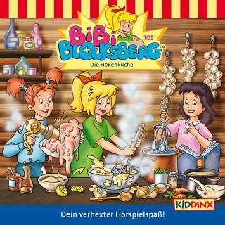 Klaus-P. Weigand: Bibi Blocksberg - Die Hexenküche