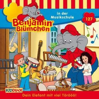 Vincent Andreas: Benjamin Blümchen - …in der Musikschule