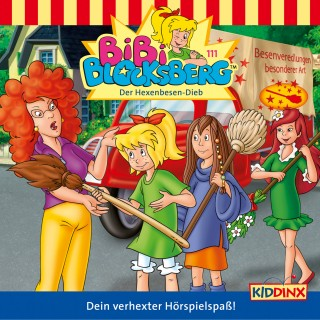 Klaus-P. Weigand: Bibi Blocksberg - Der Hexenbesen-Dieb
