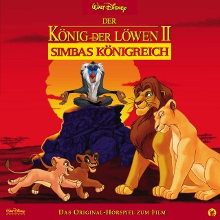 Gabriele Bingenheimer, Marian Szymczyk: Disney - Der König der Löwen 2 - Simbas Königreich