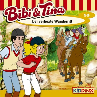 Nelly Sand: Bibi & Tina - Folge 53: Der verhexte Wanderritt