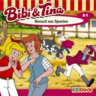 Nelly Sand: Bibi & Tina - Folge 51: Besuch aus Spanien