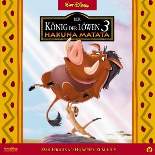Dieter Koch, Marian Szymzczyk: Disney - Der König der Löwen 3 - Hakuna Matata
