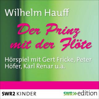 Peter Adler: Der Prinz mit der Flöte