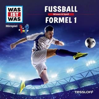 Matthias Falk: WAS IST WAS Hörspiel: Fußball/ Formel 1