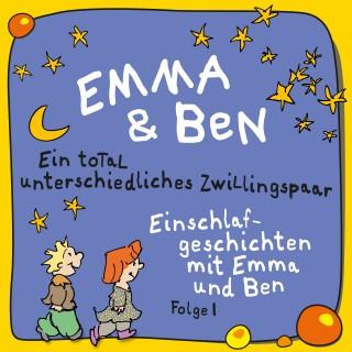 Jürgen Fritsche: Emma und Ben, Vol. 1: Ein total unterschiedliches Zwillingspaar!