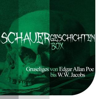Diverse: Die Schauergeschichten Box