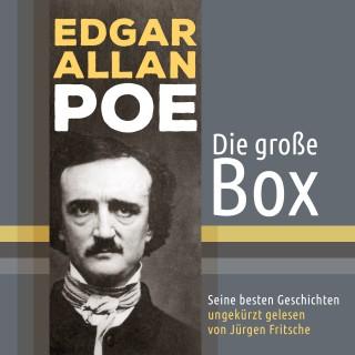 Edgar Allan Poe: Edgar Allan Poe - seine besten Geschichten