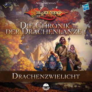 Tracy Hickmann, Margaret Weiss: Die Chronik der Drachenlanze 1 - Drachenzwielicht