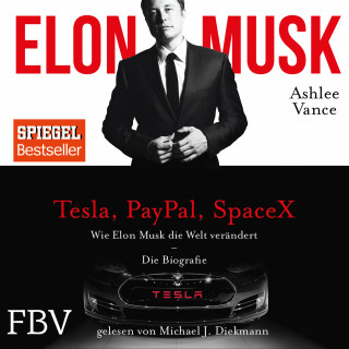 Ashley Vance, Elon Musk: Elon Musk