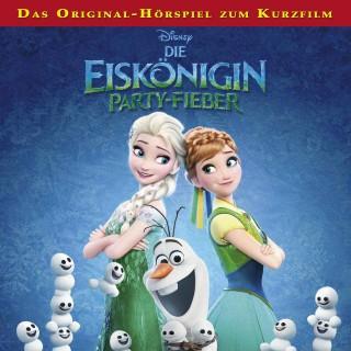 Gabriele Bingenheimer, Marian Szymczyk: Disney - Die Eiskönigin - Party-Fieber