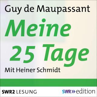 Guy de Maupassant: Meine 25 Tage