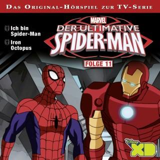 Gabriele Bingenheimer: Marvel - Der ultimative Spiderman - Folge 11