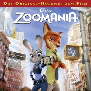 Gabriele Bingenheimer: Disney - Zoomania