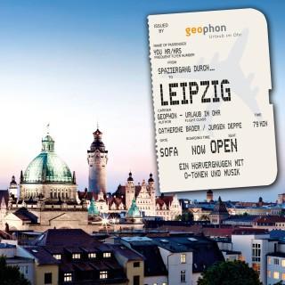 Jürgen Deppe, Catherine Bader: Spaziergang durch Leipzig