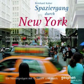 Reinhard Kober: Spaziergang durch New York