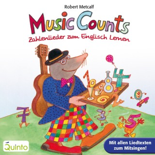Robert Metcalf: Music Counts