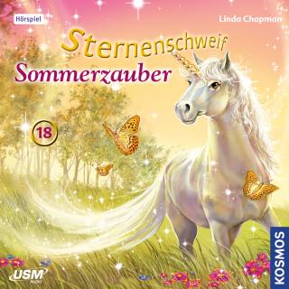 Linda Chapman: Sternenschweif Folge 18 - Sommerzauber