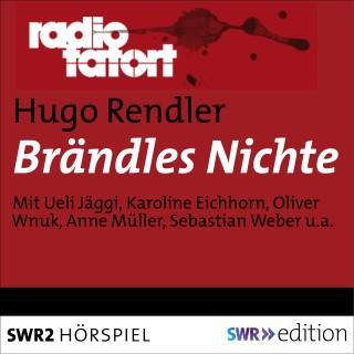 Hugo Rendler: Brändles Nichte