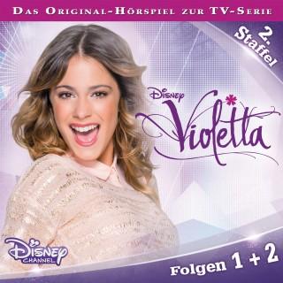 Gabriele Bingenheimer: Violetta - Staffel 2: Folge 1 + 2