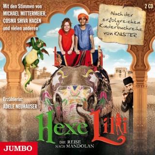 Knister: Hexe Lilli - Die Reise nach Mandolan