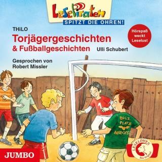 Ulli Schubert, THiLO: Torjägergeschichten & Fußballgeschichten