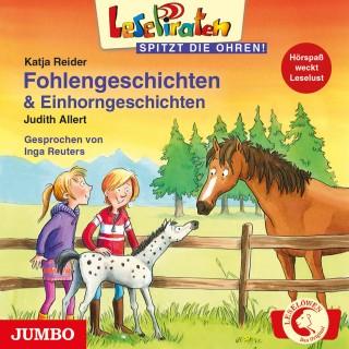 Katja Reider, Judith Allert: Lesepiraten. Fohlengeschichten und Einhorngeschichten