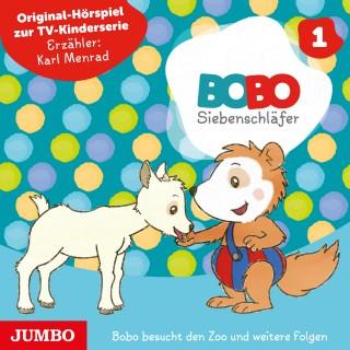 Markus Osterwalder: Bobo Siebenschläfer. Bobo besucht den Zoo und weitere Folgen